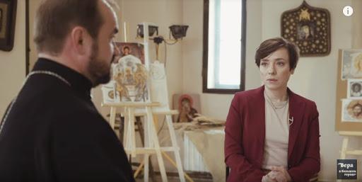 Протоиерей Александр Сорокин. Интервью с Туттой Ларсен. Прорыв к новой жизни // Как почувствовать дух праздника?